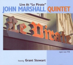 "Read ""John Marshal: Live at ""Le Pirate"" & Marshall Arts"" reviewed by Laurel Gross"